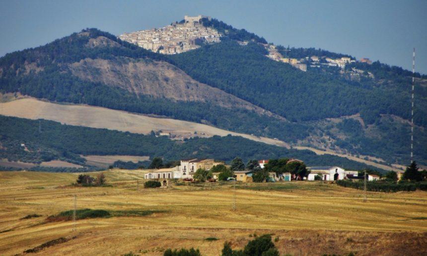 TAPPA 1 variante nord: Rocchetta Sant'Antonio – Canosa